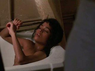 Spectacular Lisa Bonet Shows Her Perky Boobs in a Hot Scene
