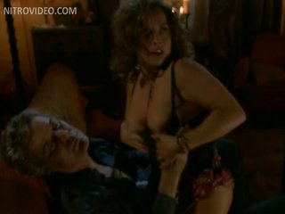 Scare Turns Into Threesome with Frank Schorpion, Gina Wilkinson & Mitsou Gelinas