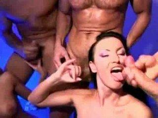Laura Angel Enjoys Fucking In ...