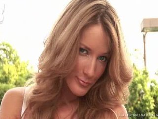 Playboy Laura Michelle