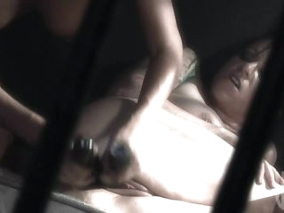 Lesbians Babes Have Some Brutal Fun With Their Sex Toys