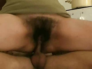 Wet hairy aunt with nephew - Rayra - xHamster.com