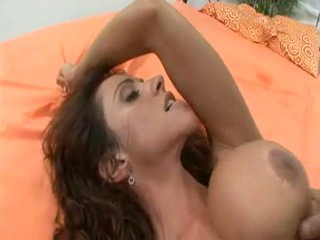 Exotic mama Ariella Farrera spreads her legs for some serious drilling
