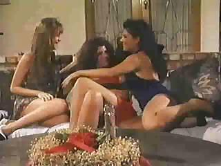 Lesbian Fuckfest With Debora Welles Sierra And Alicia Rio
