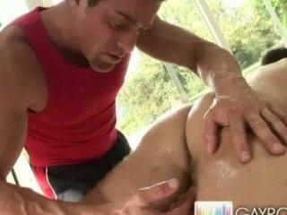 Amareur Ass Massage