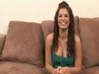 Fascinating brunette impregnated by black guys - Interracial creampie