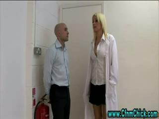 Cfnm british femdom angels losing control