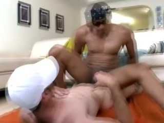 Horny gay fucks thugs black ass