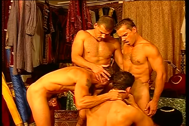 Arabian style gay fucking to the extremes