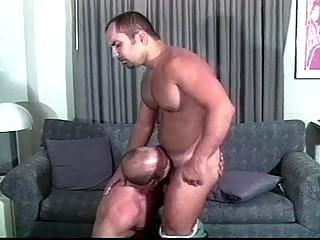 Harcore gay cop in cock lovin action!