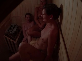 FIRST SAUNA SPYCAM WORLDWIDE! Smoking sexy bodies of Czech beauties. Infiltration into a top secret area. This is a dream come true of all voyeurs. Snooping into solitude was to hand no time this gripping.