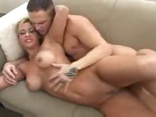 Making love in her tight ass with facials